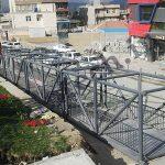 پل عابر پیاده آرسین تک